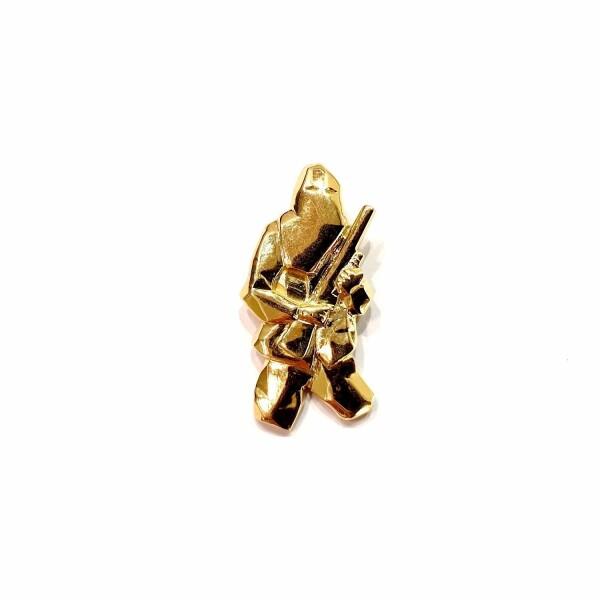 Médaille Corse Mariotti Ribellu GM en or jaune, 30mm