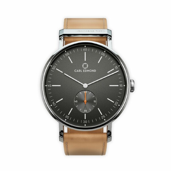 Montre Carl Edmond Ryolit Gunmetal