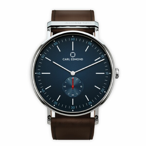 Montre Carl Edmond Ryolit Navy Blazer