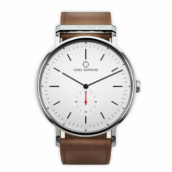 Montre Carl Edmond Ryolit White