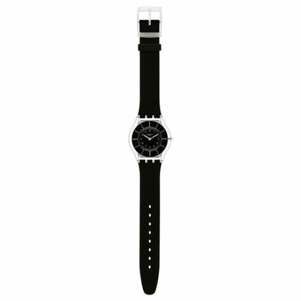 Montre Swatch Lifestyle Black Classiness