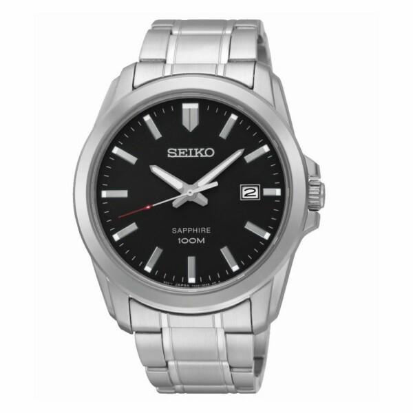Montre Seiko Classique Homme Quartz 3 aiguilles / date SGEH49P1