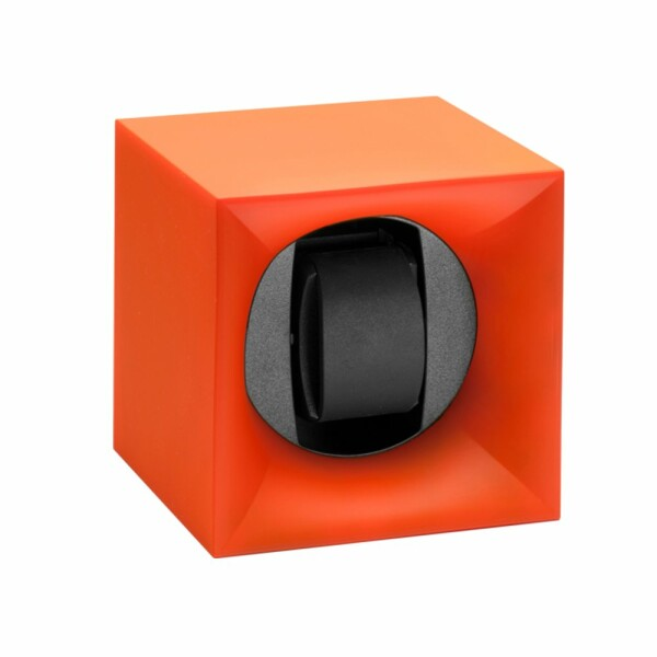 Remontoir pour montre automatique SwissKubik Startbox orange