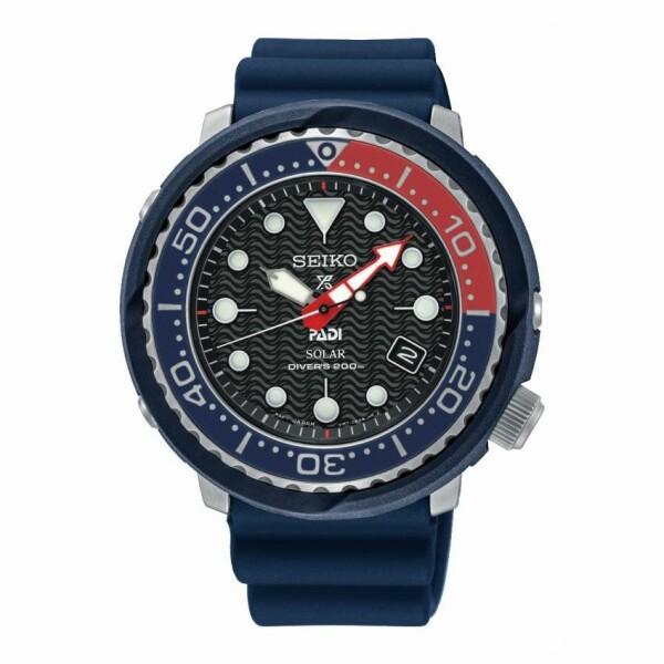Montre Seiko Prospex Solaire Diver's 200M PADI SNE499P1