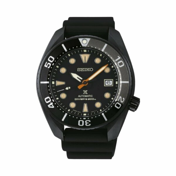 Montre Seiko Prospex Black Series Automatique Diver's 200M