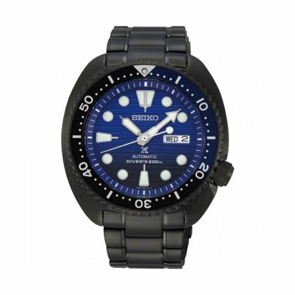 Montre Seiko Prospex Édition spéciale Save the Ocean Black Series SRPD11K1