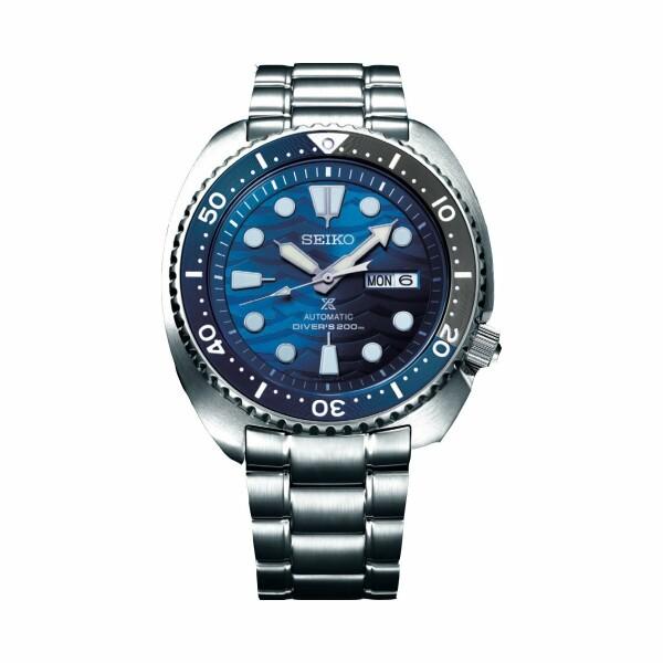 Montre Seiko Prospex Turtle Save The Ocean SRPD21K1