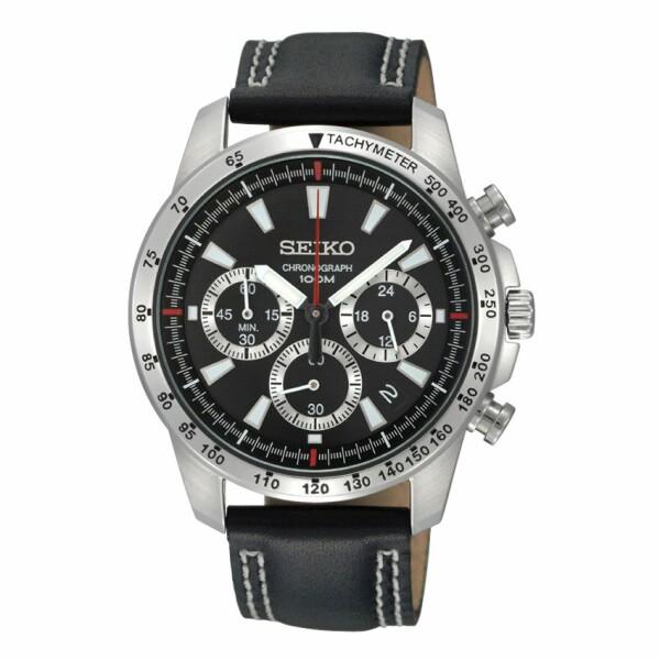 Montre Seiko Sport Chronographe quartz SSB033