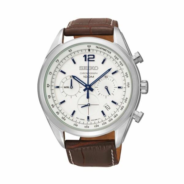 Montre Seiko Sport Chronographe quartz SSB095P1
