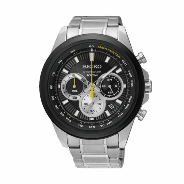 Montre Seiko Sport Chronographe quartz SSB247P1