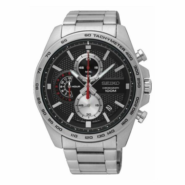 Montre Seiko Sport Chronographe quartz SSB255P1