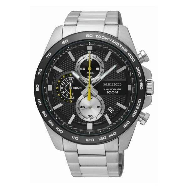 Montre Seiko Sport Chronographe quartz SSB261P1