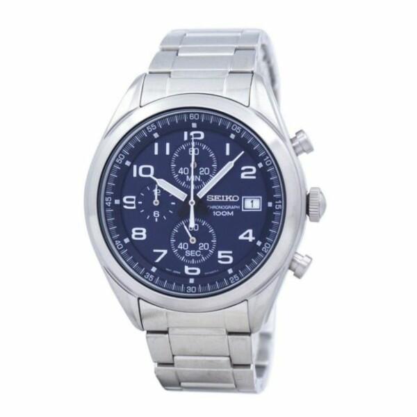 Montre Seiko Sport Chronographe quartz 100M SSB267P1