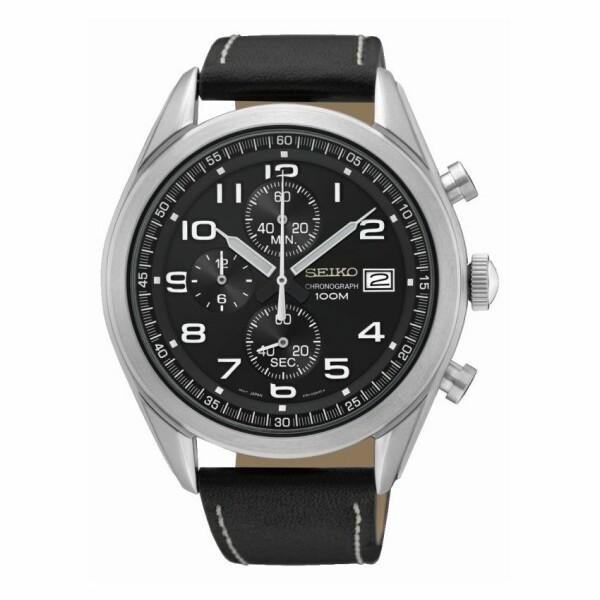 Montre Seiko Sport Chronographe quartz SSB271P1