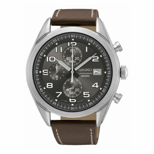 Montre Seiko Sport Chronographe quartz SSB275P1