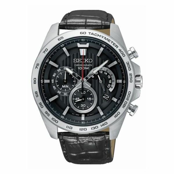 Montre Seiko Sport Chronographe quartz SSB305P1