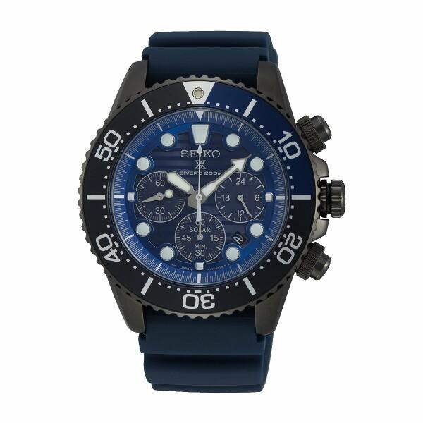 Montre Seiko Prospex Solaire Diver's 200m SSC701P1