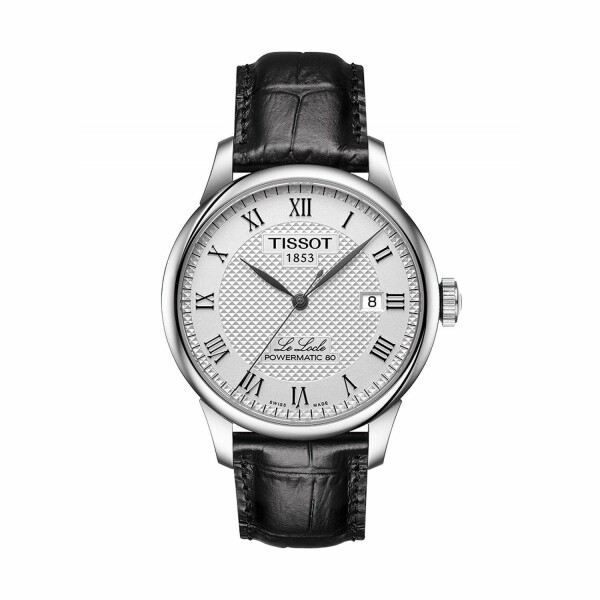 Montre Tissot T-Classic Le Locle Powermatic 80