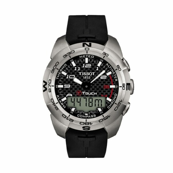 Tissot Touch Collection T-Touch Expert Titanium