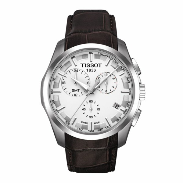 Tissot T-Classic Couturier Gmt