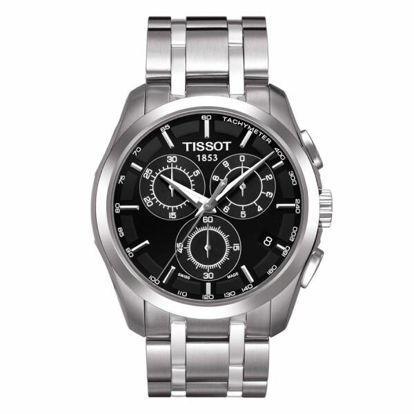 Montre Tissot T-Classic Couturier Chronograph