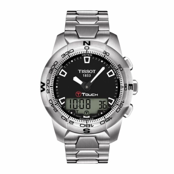 Tissot Touch Collection T-Touch II Stainless Steel