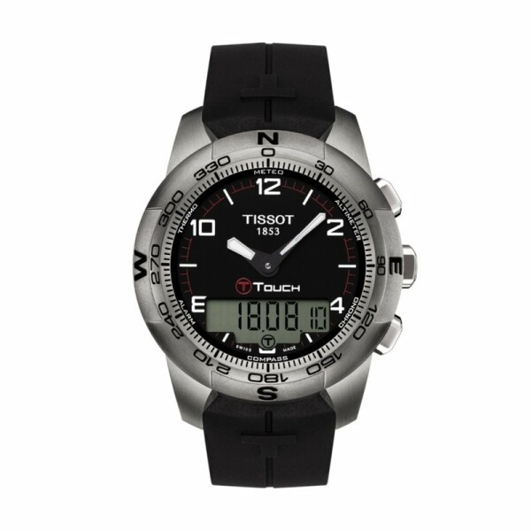Montre Tissot Touch Collection T-Touch II Titanium