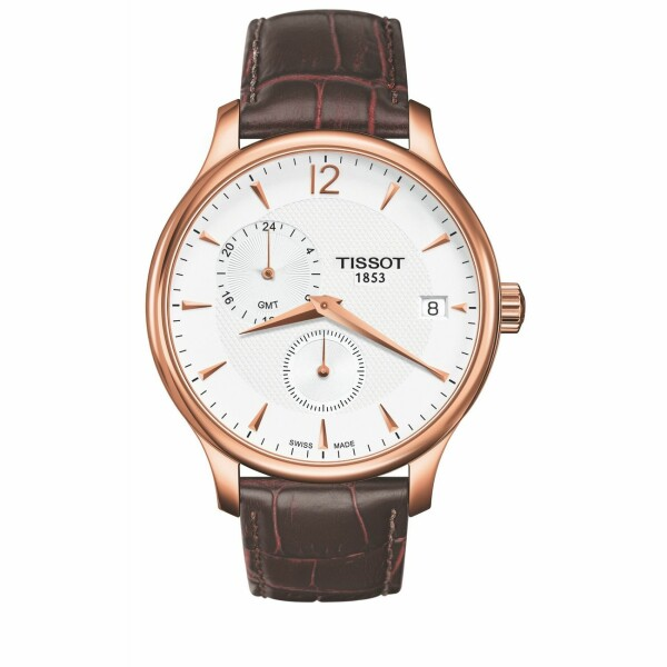 Montre Tissot T-Classic Tradition Gmt