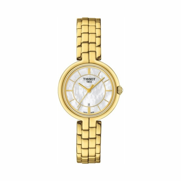 Montre Tissot T-Lady Flamingo