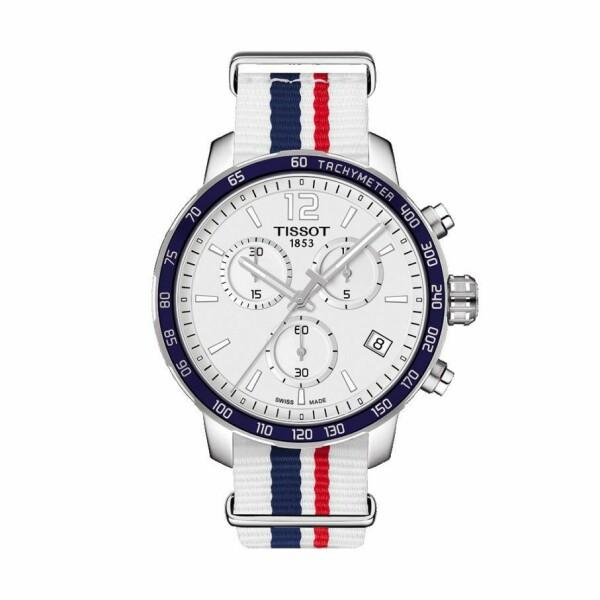 Tissot T-Sport Quickster Nato Chronograph
