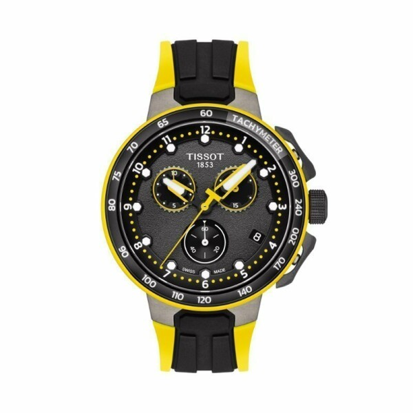 Montre Tissot Collections spéciales T-Race Cycling Tour De France 2019 Special Edition