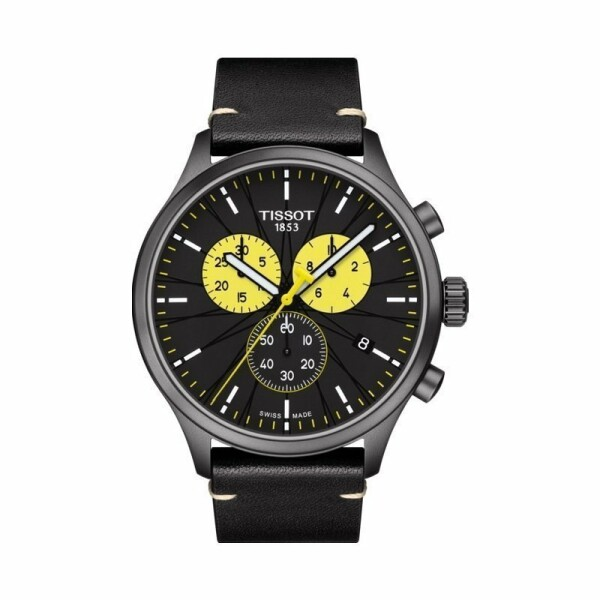 Montre Tissot Collections spéciales Chrono XL Tour De France 2019 Special Edition