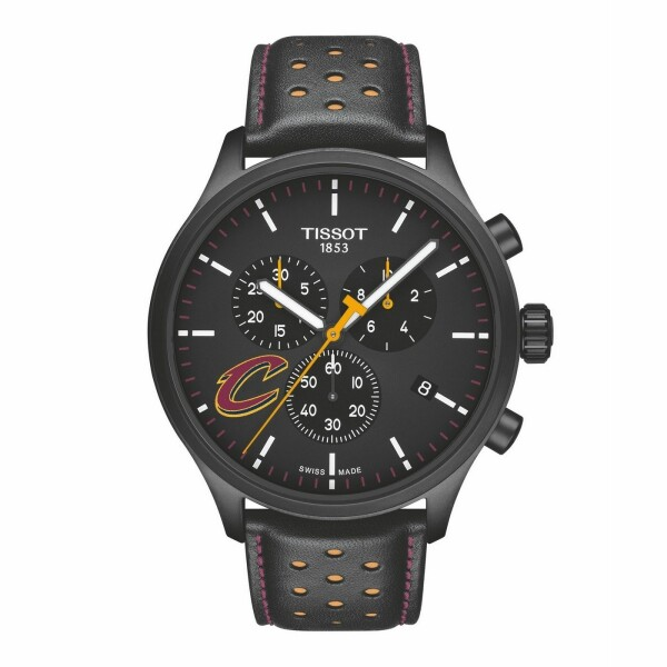 Montre Tissot Special Collections Chrono XL NBA Teams Special Cleveland Cavaliers Edition