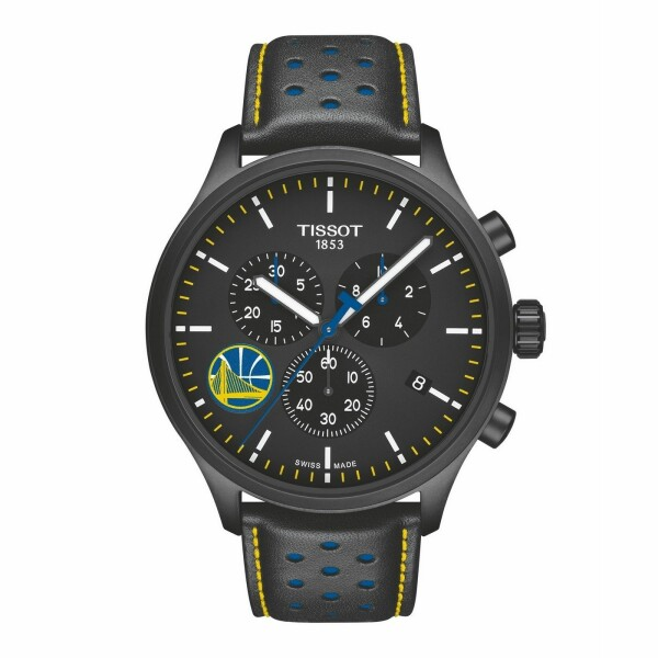 Montre Tissot Special Collections Chrono XL NBA Teams Special Golden State Warriors Edition