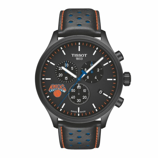 Montre Tissot Special Collections Chrono XL NBA Teams Special New York Knicks Edition