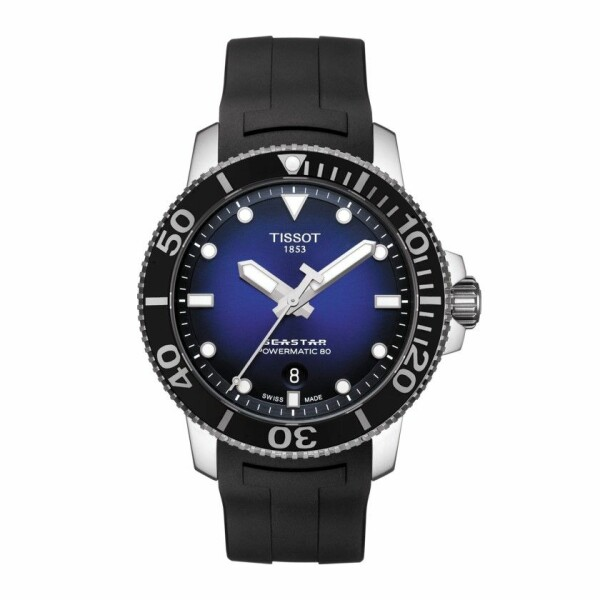 Montre Tissot T-Sport SeaStar 1000 Powermatic 80