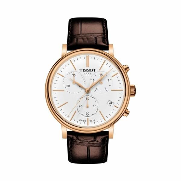 Montre Tissot T-Classic Carson Premium Chronograph