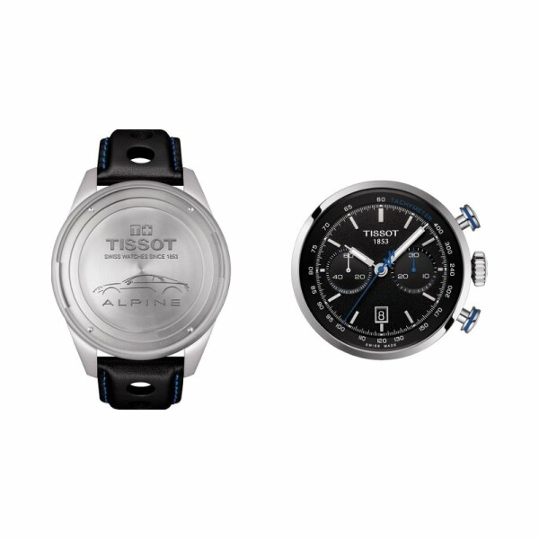 Montre Tissot Collections spéciales Alpine On Board Automatic Chronograph