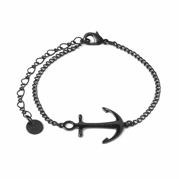 Bracelet Tom Hope Saint Black