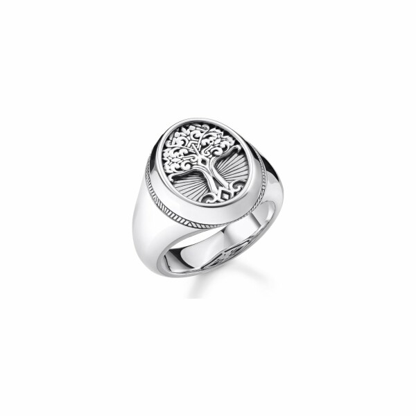 Bague Thomas Sabo Rebel at heart Tree of love en argent