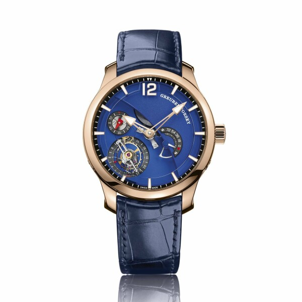Montre Greubel Forsey Tourbillon 24 Secondes Contemporain