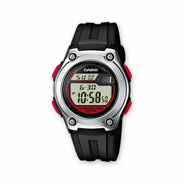 Montre Casio Collection W-211-1BVES