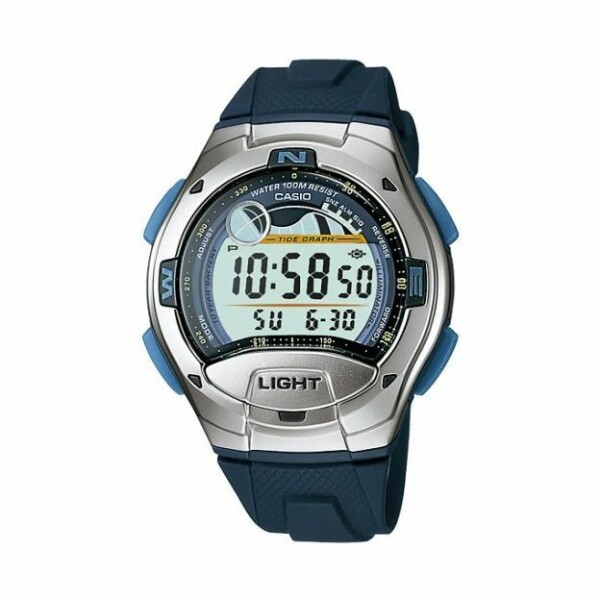 Montre Casio Collection W-753-2AVES
