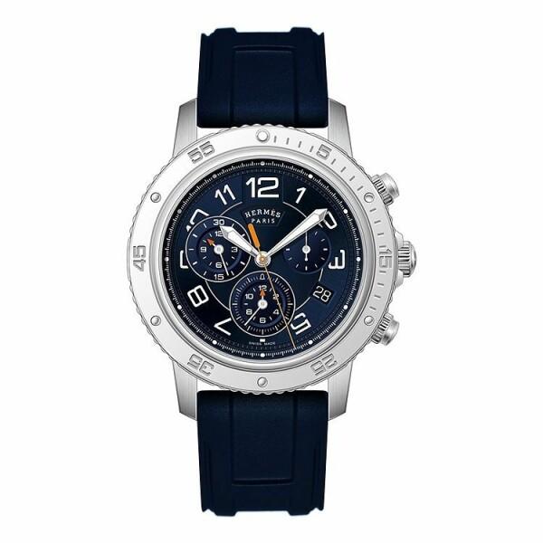 Montre Hermès Clipper TGM