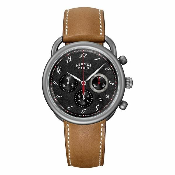 Montre Hermès Arceau Chronographe TGM