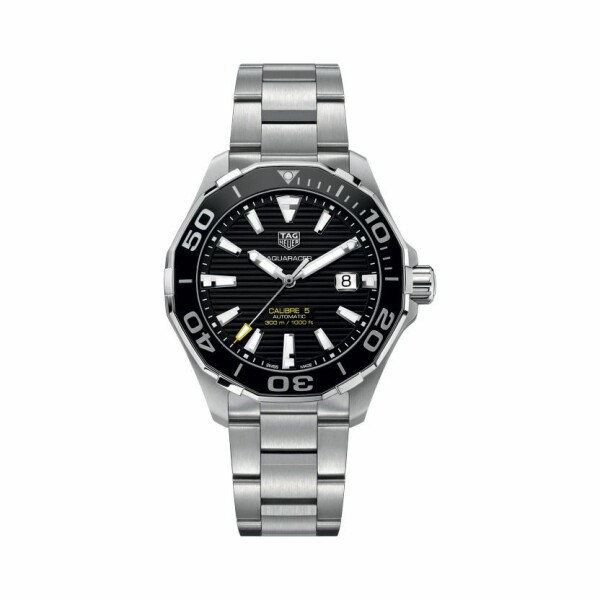 Montre TAG Heuer Aquaracer 300M Calibre 5 Lunette Céramique 43mm