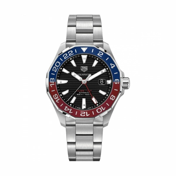 Montre TAG Heuer Aquaracer Calibre 7 GMT Automatic 43mm