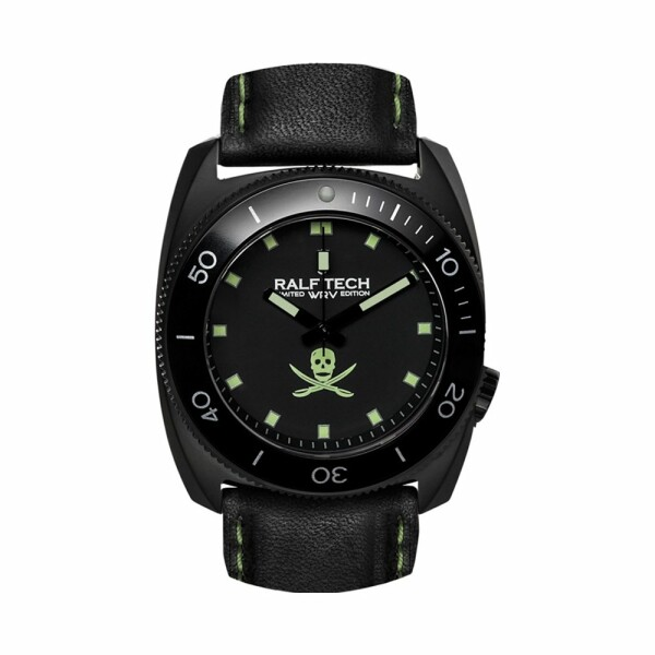 Montre RALF TECH WRV S Hybrid Black Pirates