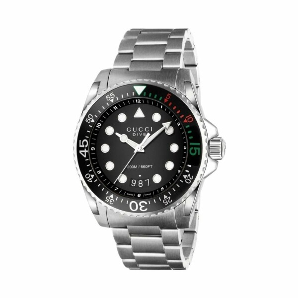 Montre Gucci Dive YA136208A