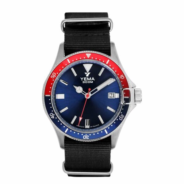 Montre Yema Pro Diver YMHF1554-GN22